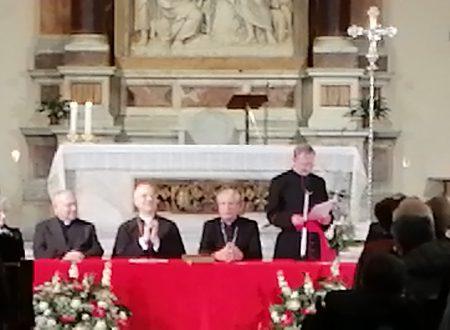 Chiusura della fase diocesana della Causa di Beatificazione di Chiara Lubich.